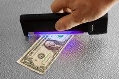 Controlar el dinero Imagen de archivo