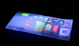 Controlar el dinero. Imagen de archivo
