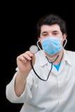 Controlar médico Imagen de archivo