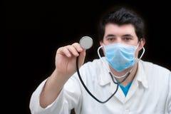 Controlar médico Fotografía de archivo libre de regalías