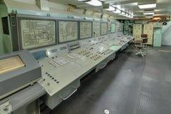 Controle central Imagem de Stock
