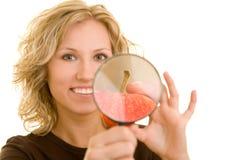 Controle da fruta Imagem de Stock