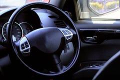 Controle da roda Foto de Stock