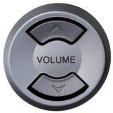 Controle de volume Imagens de Stock Royalty Free