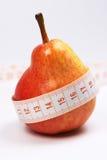 Controle do excesso de peso Foto de Stock