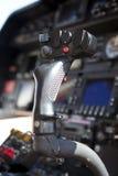 Controle do helicóptero Imagens de Stock Royalty Free
