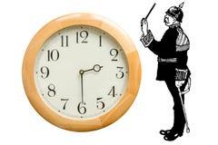 Controle el tiempo fotografía de archivo libre de regalías