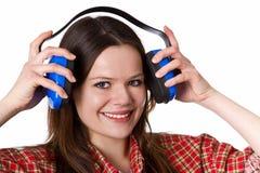 Controle op het lawaai royalty-vrije stock afbeeldingen