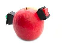 Controle sua nutrição! Imagens de Stock Royalty Free