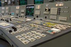 Controlekamer stock afbeelding