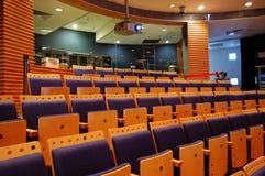 Controlekamer van een theater Royalty-vrije Stock Foto