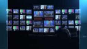 Controlekamervermaak stock videobeelden