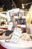 Controler von Roboter Stockbild
