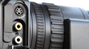 controles da câmara de vídeo Fotos de Stock