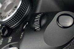 Controles da câmara digital Fotografia de Stock Royalty Free