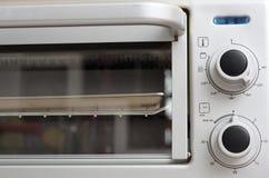 Controles do forno Fotografia de Stock Royalty Free