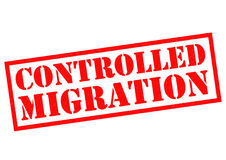 CONTROLLED MIGRATION Stock Photos