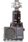 Controller  and antenna rotator Stock Image
