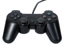 Controller pad Royalty Free Stock Photos