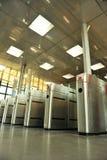 Controlli i torni, stazione ferroviaria Immagine Stock