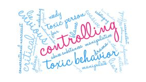 Controlling Animated Word Cloud