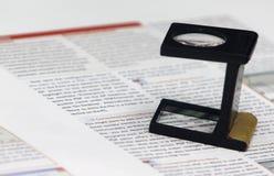 Controllo dei particolari Fotografie Stock Libere da Diritti