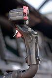 Controllo del bastone dell'elicottero Immagini Stock Libere da Diritti
