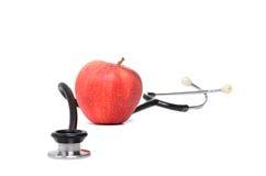 Controllo del cuore Immagini Stock Libere da Diritti