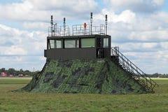 Controllo del traffico aereo Fotografie Stock