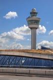 Controllo del traffico aereo Immagini Stock Libere da Diritti