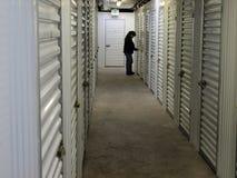 Controllo dell'unità di memoria Immagini Stock Libere da Diritti