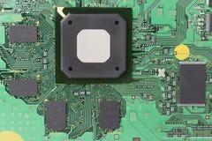 Controllo della memoria elettronica Immagini Stock Libere da Diritti