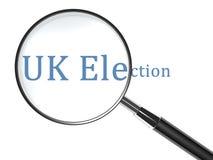 Controllo di elezione Immagini Stock
