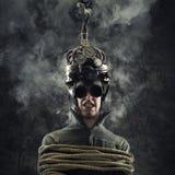 Controllo di mente Immagine Stock
