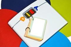 Controllo di peso/concetto di dieta Fotografie Stock