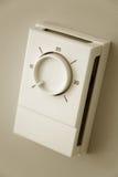 Controllo di temperatura Fotografie Stock