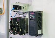Controllo a macchina industriale a alta tecnologia dal ceppo di programmazione dello SpA Fotografia Stock