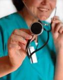 Controllo medico Fotografia Stock Libera da Diritti