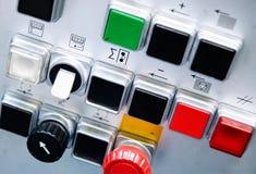 Controllo processo di processo Fotografia Stock