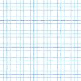 Controllo, quadrato, modello senza cuciture variopinto di vettore del plaid Fotografie Stock