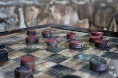 Controllori di legno rustici Immagini Stock