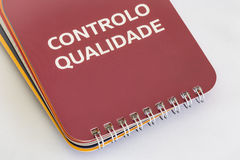 Controlo de Qualidade Stock Photos