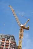 Contruction crane Stock Photos