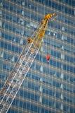Contruction crane Royalty Free Stock Image