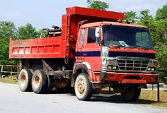 Free Contruction Lorry Royalty Free Stock Image - 4379596