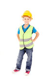 Contruction worker Royalty Free Stock Photography