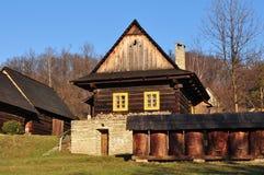 Contryside в Чешской республике Стоковое Фото