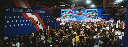 Convenção nacional republicana Imagens de Stock