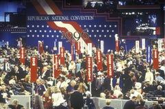 Convenção nacional republicana Fotos de Stock