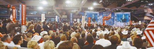 1996 convenção nacional republicana, San Diego, Califórnia Fotografia de Stock